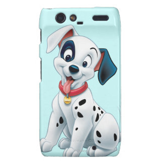 101 Dalmatian Patches Wagging his Tail Droid RAZR Cases