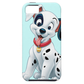 101 Dalmatian Patches Wagging his Tail iPhone 5 Cover