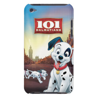 101 Dalmatian Patches Wagging his Tail iPod Touch Cover