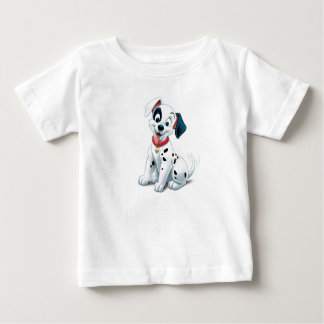 101 Dalmatian Patches Wagging his Tail Disney Baby T-Shirt