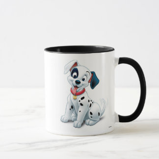 101 Dalmatian Patches Wagging his Tail Disney Mug