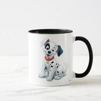 101 Dalmatian Patches Wagging his Tail Disney Mug