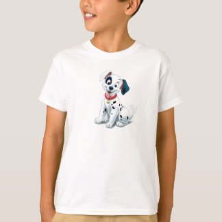 101 Dalmatian Patches Wagging his Tail Disney T-Shirt