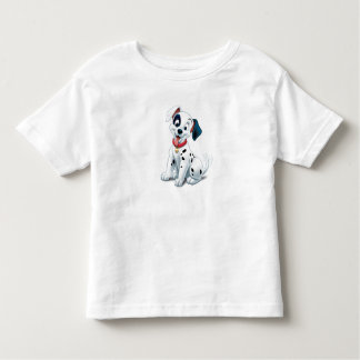 101 Dalmatian Patches Wagging his Tail Disney Toddler T-shirt