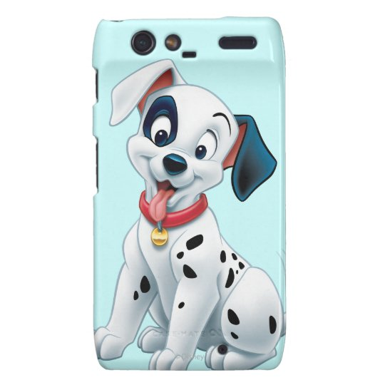 101 Dalmatian Patches Wagging his Tail Droid RAZR Cover
