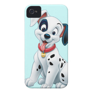 101 Dalmatian Patches Wagging his Tail iPhone 4 Cover