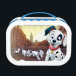 "101 Dalmatian Patches Wagging his Tail Lunch Box<br><div class=""desc"">101 Dalmatians</div>"