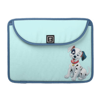 101 Dalmatian Patches Wagging his Tail MacBook Pro Sleeve