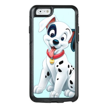 101 Dalmatian Patches Wagging His Tail Otterbox Iphone 6/6s Case by OtherDisneyBrands at Zazzle