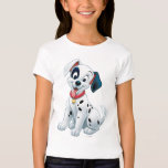 101 Dalmatian Patches Wagging his Tail T-Shirt