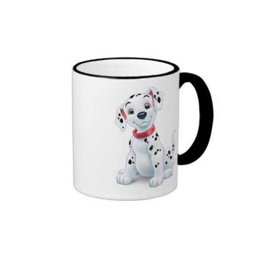 101 Dalmations Puppy Disney Ringer Mug