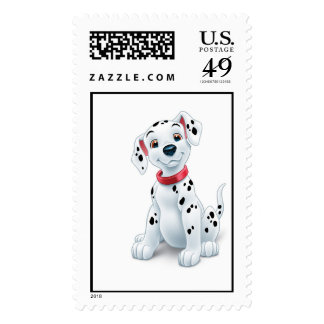 101 Dalmations Puppy Disney Stamp