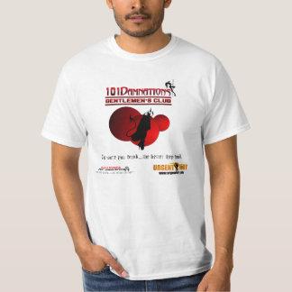 101 Damnations Gentlemen's Club T-Shirt