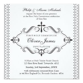 101-Denise - CHRISTENING INVITES :: viva 5SQ