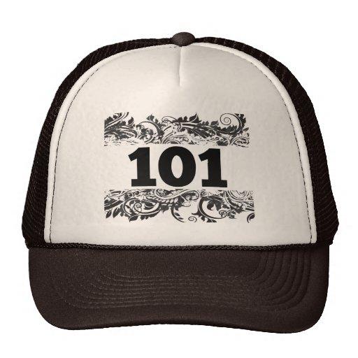 101 GORROS
