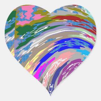 101 imagen del cuadrado de la PLANTILLA de 14 S Calcomanía Corazón Personalizadas