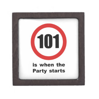 101 is when the Party Starts Gift Box