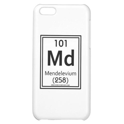 101 Mendelevium iPhone 5C Cases