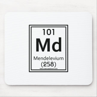 101 Mendelevium Mouse Pad