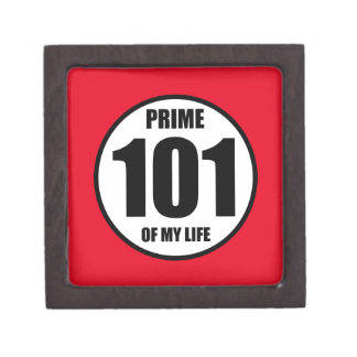 101 - prime of my life gift box