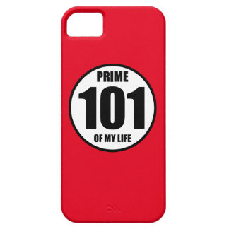 101 - prime of my life iPhone SE/5/5s case