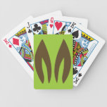 101 Rabbits Playing Cards