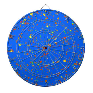 101  Template for quick create BLUE part 1 Dart Board