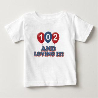 101 y amor de lo remera