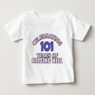 101 year old designs baby T-Shirt
