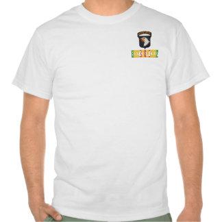 101o Camisa del jefe de equipo de la división