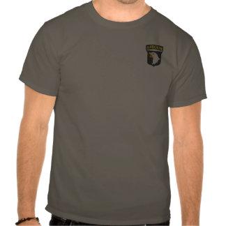 101o Camisetas del pionero de la división aerotran