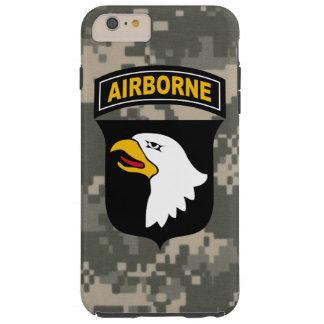 """101o División aerotransportada de """"Eagles Funda Resistente iPhone 6 Plus"""