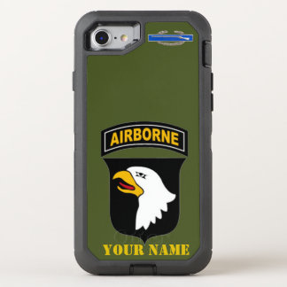 101o DIVISIÓN AEROTRANSPORTADA Funda OtterBox Defender Para iPhone 7