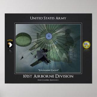101o División aerotransportada Impresiones