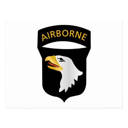 101o División aerotransportada Postal