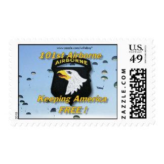 101o franqueo de Fort Campbell Iraq de la división Sello Postal