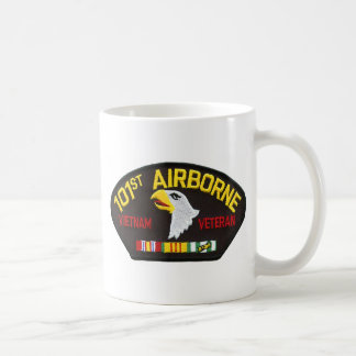 101o Veterano aerotransportado de Vietnam Taza Clásica