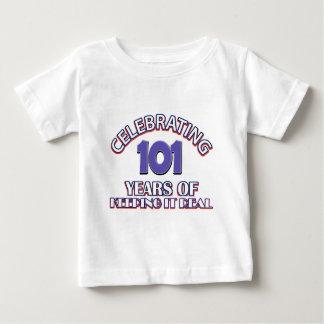 101os diseños divertidos del cumpleaños remera