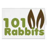 101Rabbits Gear Card