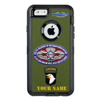 101st ABN DIV (DROVA) OtterBox Defender iPhone Case