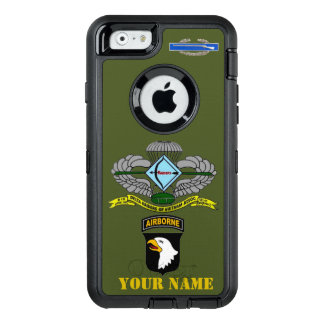 101st ABN DIV (RAIDERS) OtterBox iPhone 6/6s Case