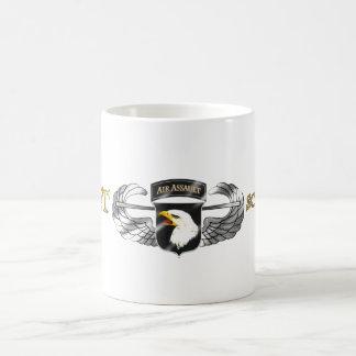 101st Air Assault Division Classic White Coffee Mug