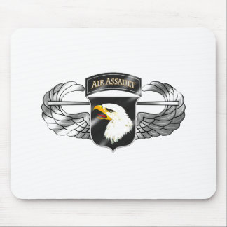 101st Air Assault Screaming Eagles Mouse Pad