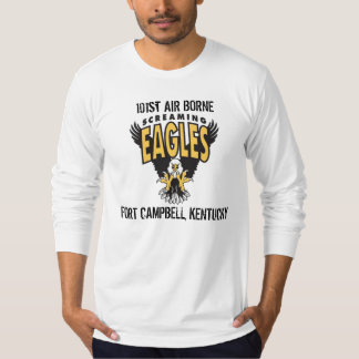 101st AIR BORNE, FORT CAMPBELL, ... Tee Shirts