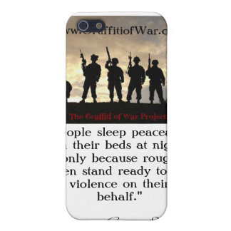 101st Airborne 320th F/A_BatteryB iPhone 5 Case