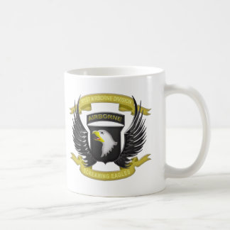 101st Airborne 3D Coffee Mug
