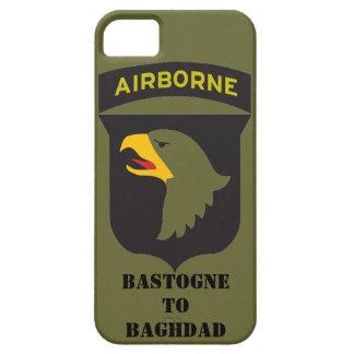 101ST AIRBORNE - BASTOGNE TO BAGHDAD iPhone SE/5/5s CASE