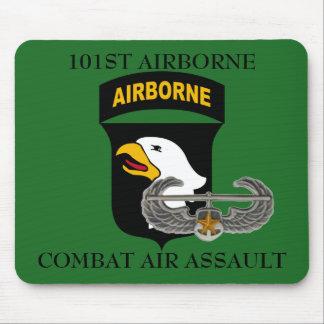 101ST AIRBORNE COMBAT AIR ASSAULT MOUSEPAD