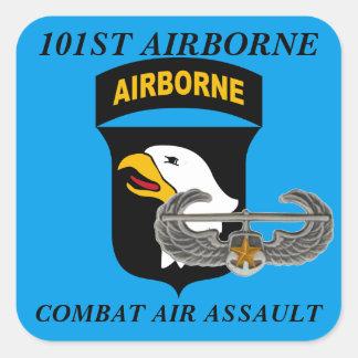 101ST AIRBORNE COMBAT AIR ASSAULT STICKERS