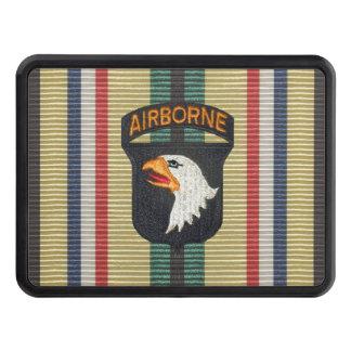 101st Airborne Div Desert Storm Ribbon Hitch Cover